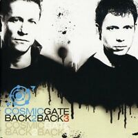 Cosmic Gate - Back 2 Back 3 [CD]