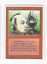 ETERNAL WARRIOR - MAGIC the GATHERING - Discounts when you buy more cards!