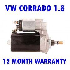 VW CORRADO 1.8 COUPE 1988 1989 1990 1991 1992 1993 RMFD STARTER MOTOR