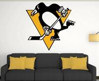 Pittsburgh Penguins Decal ~ Car / Truck Vinyl Sticker - Cornholes, Wall Graphics