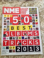 NME THE 50 BEST ALBUMS & TRACKS OF 2013 DAVID BOWIE CHVRCHES DECEMBER 2013