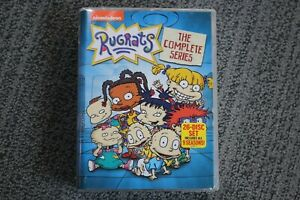 Rugrats: The Complete Series (26-disc Set, DVD, 2021)