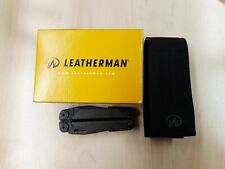 Multitool Leatherman Wave black, schwarz