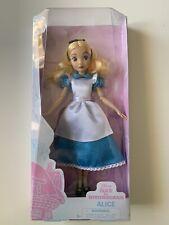 Disney Store Classic Doll Alice In Wonderland
