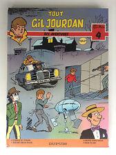 Tout Gil Jourdan N° 4 Dix aventures BON ETAT Tillieux