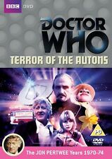 Doctor Who - Terror of the Autons - REGION 2 - BBC Direct from the UK - Dr Who