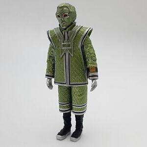 "Doctor Who: Green VOC Robot 5.5"" Action Figure (Robots of Death) VG+"
