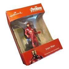 Iron Man Christmas Tree Ornament