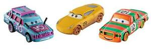 Disney Pixar Cars Die-cast 3-Pack Playset Mattel DEALS