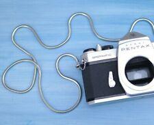 """Vintage Metal Snake Neck Shoulder Strap Chain, for DSLR Mirrorless Cameras, 36"""""""