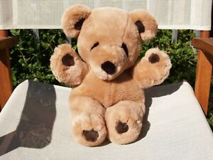 "VINTAGE GUND - STITCH TEDDY BEAR - 18"" - #2118 - 1979 - PLEASE READ"