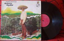Mariachi ANTONIO AGUILAR **Canciones De Arranque** VERY RARE 1975 Spain LP