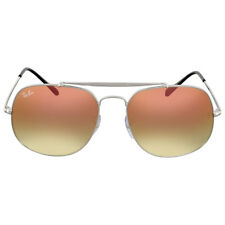 Ray Ban General Copper Gradient Flash Sunglasses