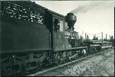9x big photo, Finland VR steam locomotives, train original