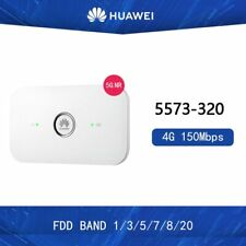 Unlocked Huawei E5573 E5573s-320 Cat4 150mbps Wireless Mobile Mifi Wifi Router
