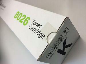 Tally Toner - für 8026 - 043769 - Schwarz - NEU in OVP