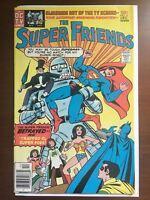 Super Friends (1976 DC 1st Series) #2 FN Fine