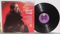 SHORTY LONG The Prime Of LP VG+ 1969 Soul Records SS719 Motown Vinyl PLAYS WELL