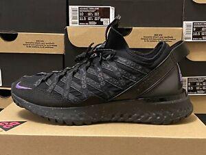 Nike ACG React Terra Gobe Black Space Purple Anthracite BV6344-001 CHOOSE SIZE