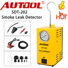 SDT202 Smoke Pipe Leak Diagnostic Tester Detector Machine Car Automotive 12V