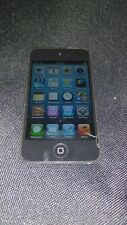 Apple iPod Touch ( Mc544Ll/A ) 4th Generation Black (32 Gb) -Crack on Screen