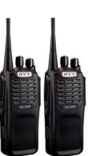 HYT TC-700 EX PLUS 5 WATT 136-174MHZ TWO WAY RADIO x2 (SAVE A MASSIVE 30%)