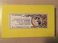 MEZIERES / VALERIAN COFFRET SERIGRAPHIE ALAIN BEAULET / Tirage limitée et signée