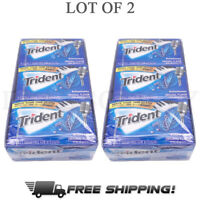Trident Original Flavor Sugar Free Gum - with Xylitol 24 Packs Total 336 Sticks