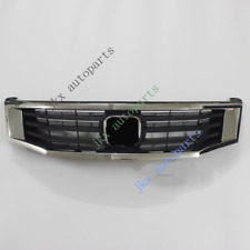 ABS Front Bumper OEM Center Grille Grill Repalce j For Honda Accord 2008-2010