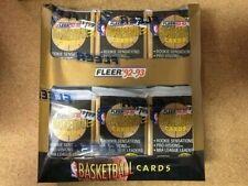 1992/93 FLEER Basketball Series 1 NBA JUMBO BOX Unopened Jordan PSA10?