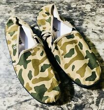 VIETNAM WAR PAVN SPECIAL FORCE NVA NLF VC CANVAS BOOTS CAMO SHOES VIETCONG