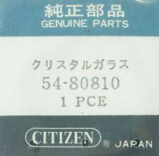Glass Crystal flat mineral Vetro minerale piano h=2,5mm n° 273 diametro 27.3mm
