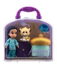 NEW Disney Store Animators Jasmine 5 Inch Doll Figure Mini Playset