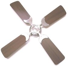 "Non-Brush DC12V 36"" Ceiling Fan for RV with Wall Control"