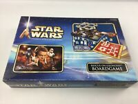 Star Wars Rescue on Geonosis Board Game Episode 2 Attack of the Clones. 2002