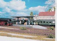 PIKO 61821 banchina per stazione ferroviaria in scala 1:87