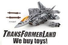 Starscream HFTD 100% Complete Leader HFTD RTS Transformers