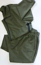 Mens Nike Dri Fit 2 Piece XXL Dark Green Jacket and Pants Sweat/Track Suit
