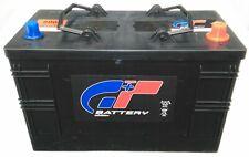 Batteria Autocarro 110 Ah 1 Anno di Garanzia +30% Spunto (Iveco Daily,Etc.) DX