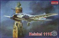 Roden 009 - 1:72 Heinkel He-111C  - Neu