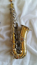 Beautiful Alto Saxophone, C.G. Conn, Serviced and Ready to Play