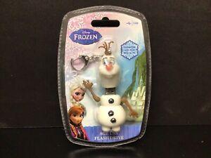 Disney Frozen Olaf USB Flash Drive Key Chain Plug and Play 8 GB