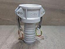 "1-1/2"" (1.5"") Hosetail Camlock - Type C - Aluminium - Camlocks - (40mm)"