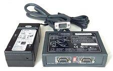 Extron P/2 DA2 Plus - Splits VGA To VGA & QXGA - PC to Monitor & Projector