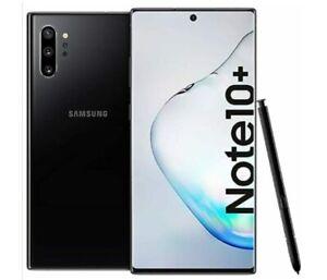 Samsung Note 10+ N975U GSM Unlocked T-Mobile AT&T Cricket 256GB Very Good