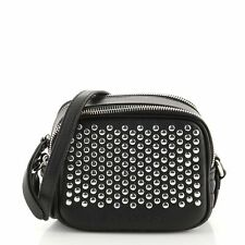 Burberry Children's Camera Bag Studded Leather