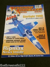 AVIATION MODELLER INT - STARLIGHT 2000 - OCT 2001