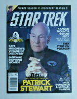 Star Trek: The Official Magazine February March 2020 Picard Season 1, Discovery