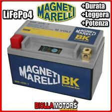 MM-ION-7 BATTERIA LITIO 12V 10AH YTX7A-BS SYM Fiddle 50 2010-2012 MAGNETI MARELL