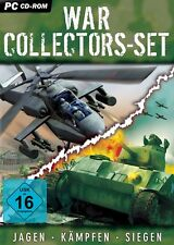 War Collectors-Set: Operation Air Assault 2 + WW 2 Tank Commander für Pc Neu/Ovp